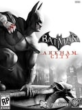 Batman: Arkham City GOTY Edition (PC) - Steam Key - GLOBAL