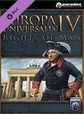 Europa Universalis IV: Rights of Man Steam Key GLOBAL