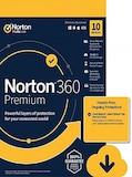 Norton 360 Premium + 75 GB Cloud Storage - (10 Devices, 1 Year) - Symantec Key EUROPE