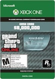 Grand Theft Auto Online: Megalodon Shark Cash Card 8 000 000 XBOX LIVE Key GLOBAL