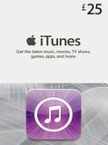 Apple iTunes Gift Card UNITED KINGDOM 25 GBP iTunes