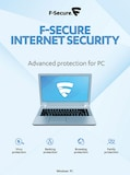 F-Secure Internet Security 1 User 1 Year Key GLOBAL