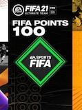 Fifa 21 Ultimate Team 100 FUT Points - Origin Key - GLOBAL