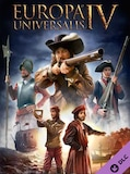 Europa Universalis IV: Golden Century - Immersion Pack Steam Key GLOBAL