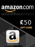 Amazon Gift Card 50 GBP Amazon UNITED KINGDOM