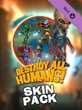 Destroy All Humans! Skin Pack (PC) - Steam Gift - NORTH AMERICA