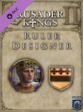 Crusader Kings II - Ruler Designer Steam Key GLOBAL