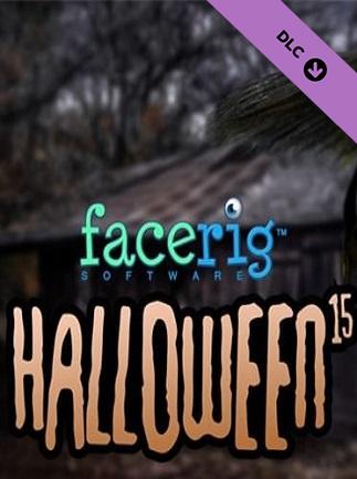 FaceRig Halloween Avatars 2015 (PC) - Steam Key - GLOBAL