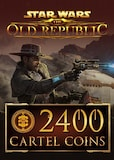 Star Wars the Old Republic 2400 Cartel Coins CARD Star Wars GLOBAL