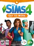 The Sims 4: Get to Work Origin Key GLOBAL
