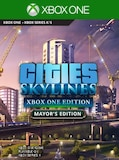 Cities: Skylines | Mayor's Edition (Xbox One) - Xbox Live Key - EUROPE