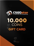 CSGOatse Gift Card - Key GLOBAL 10 000 Coins