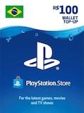 PlayStation Network Gift Card 100 BRL PSN BRAZIL