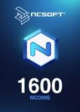 1600 NCoins NCSoft Code EUROPE