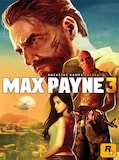 Max Payne 3 Rockstar Key GLOBAL