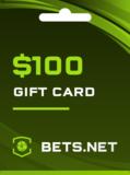 Bets.net GLOBAL Code 100 USD
