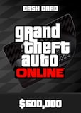 Grand Theft Auto Online: Bull Shark Cash Card 500 000 XBOX LIVE Key GLOBAL