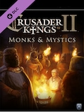 Crusader Kings II: Monks and Mystics Steam Key GLOBAL
