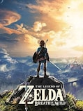 The Legend of Zelda: Breath of the Wild Nintendo Key Nintendo Switch EUROPE