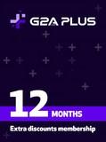 G2A PLUS Subscription (12 Months) - G2A.COM Key - GLOBAL