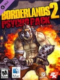 Borderlands 2 - Psycho Pack Steam Key GLOBAL