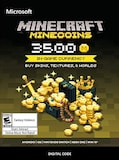 Minecraft: Minecoins Pack Xbox Live GLOBAL 3 500 Coins