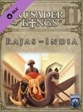 Crusader Kings II - Rajas of India Steam Key GLOBAL