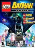 LEGO Batman Trilogy Steam Key GLOBAL