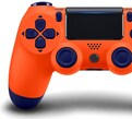 PS4 Controller Shock 4th Bluetooth Wireless Gamepad Joystick Remote Sunset Orange