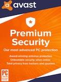 Avast Premium Security (1 Device, 2 Years) - PC - Key GLOBAL