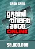 Grand Theft Auto Online: Megalodon Shark Cash Card 8 000 000 PS3 PSN Key UNITED KINGDOM