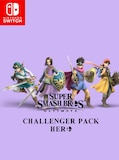 Super Smash Bros. Ultimate Hero Challenger Pack (DLC) - Nintendo Switch - Key EUROPE
