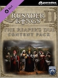 Crusader Kings II: The Reaper's Due Content Pack Steam Key GLOBAL