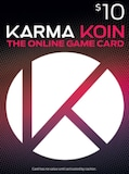 Karma Koin 10 USD Key NORTH AMERICA