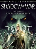 Middle-earth: Shadow of War - The Blade of Galadriel Story Expansion Steam Key GLOBAL