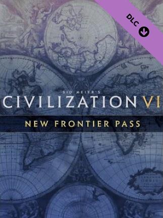 Sid Meier's Civilization VI - New Frontier Pass (PC) - Steam Key - GLOBAL