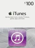 Apple iTunes Gift Card 100 EUR iTunes FRANCE