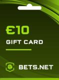 Bets.net Gift Card GLOBAL 10 EUR