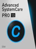 Advanced SystemCare 13 PRO 1 Year 3 PCs IObit Key GLOBAL