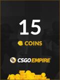 CSGOEmpire CSGOEmpire 15 Coins