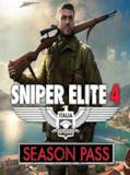 Sniper Elite 4 - Season Pass Steam Key GLOBAL