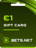Bets.net Gift Card GLOBAL 1 EUR