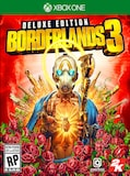 Borderlands 3 Deluxe Edition XBOX LIVE Key EUROPE