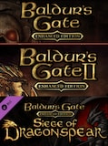 Baldur's Gate: The Complete Saga Steam Key GLOBAL