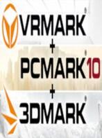 3DMark + PCMark 10 + VRMark Steam Key GLOBAL