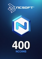 400 NCoins NCSoft Code NORTH AMERICA