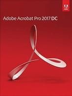Adobe Acrobat Pro 2017 (PC) 1 Device - Adobe Key - GLOBAL