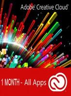 Adobe Creative Cloud (PC) 1 Month - Adobe Key - GLOBAL