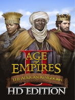Age of Empires II HD: The African Kingdoms Steam Gift GLOBAL