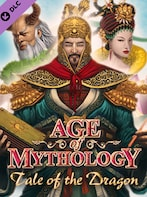 Age of Mythology EX: Tale of the Dragon - Steam Gift - EUROPE